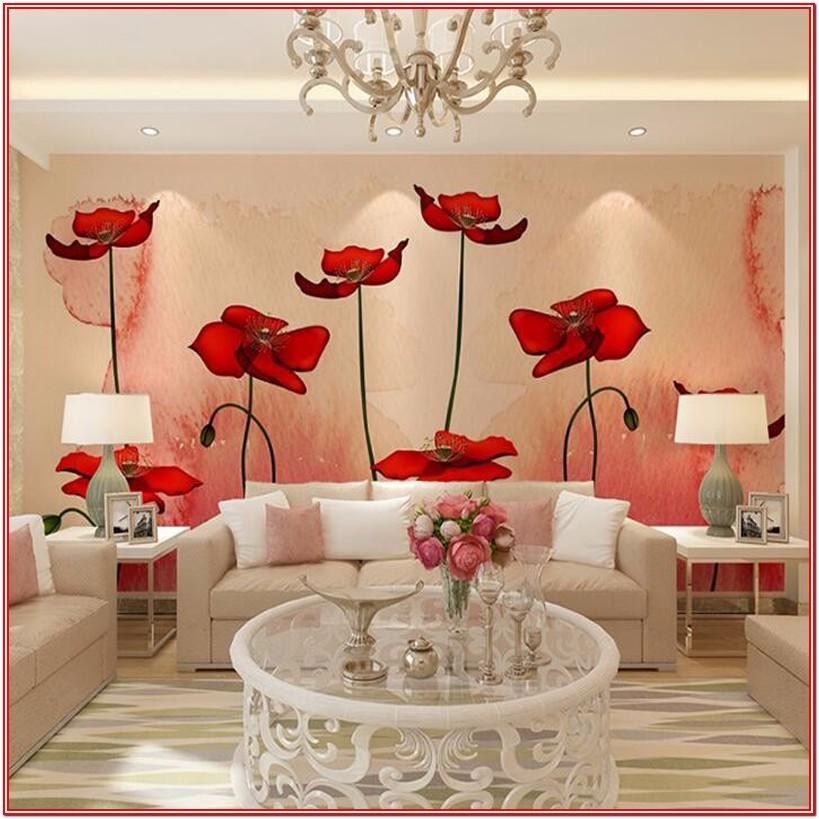 3d Wall Painting For Living Room