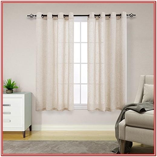 63 Inch Living Room Curtains