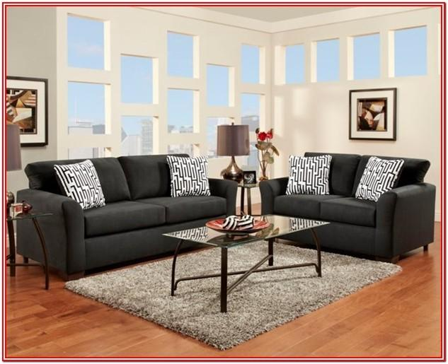 7 Piece Cruze Sectional Living Room Collection
