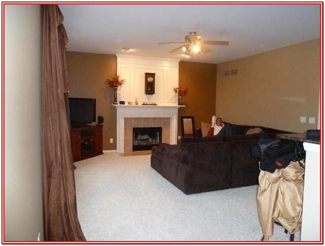 Accent Brown Paint Colors For Living Rooms