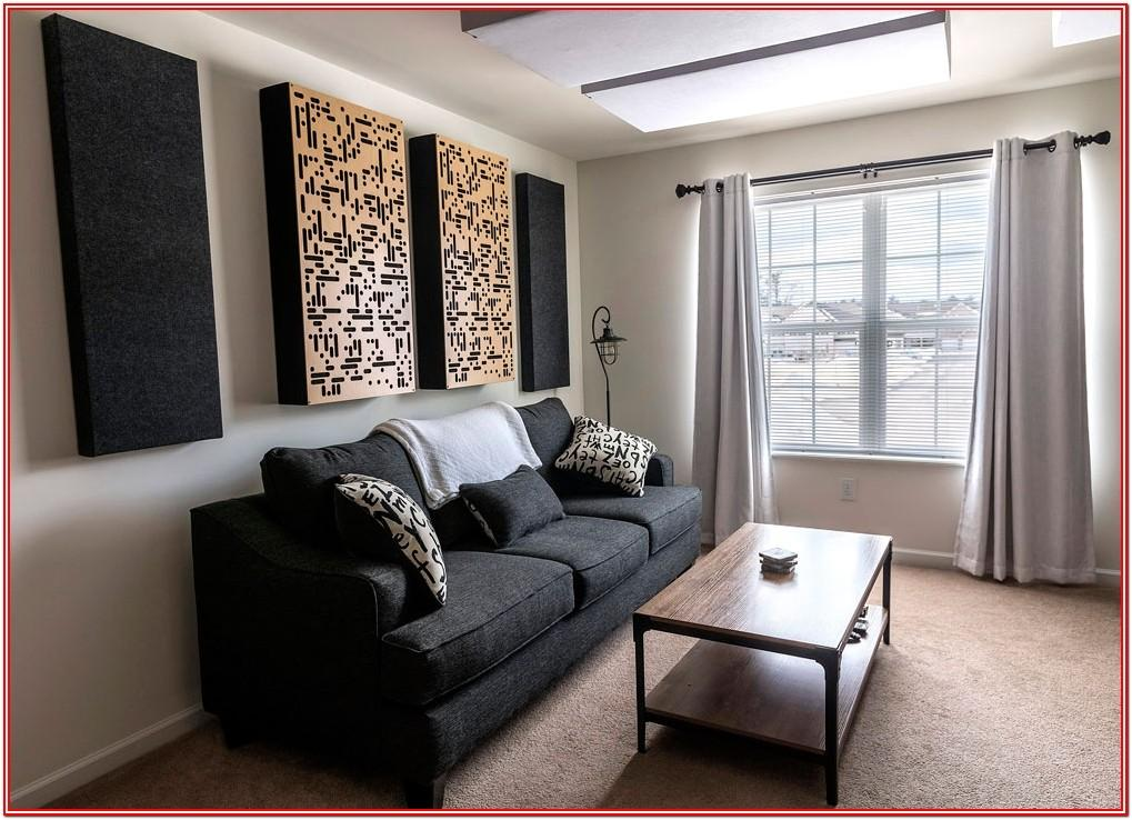 Acoustic Panels For Living Room