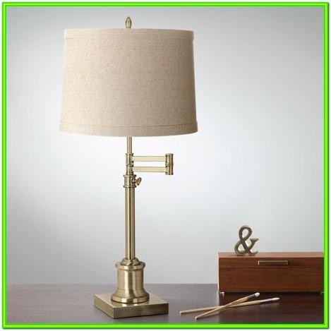 Antique Brass Table Lamps For Living Room