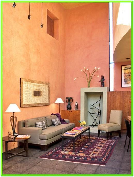 Apricot Paint Color For Living Room