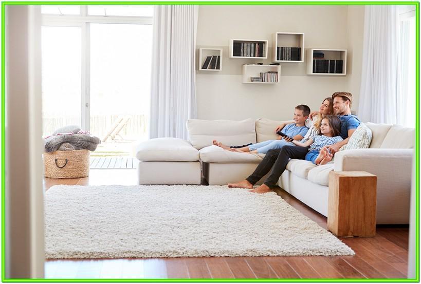 Arranging A Rectangular Living Room