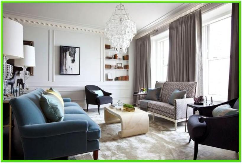 Art Deco Living Room Set