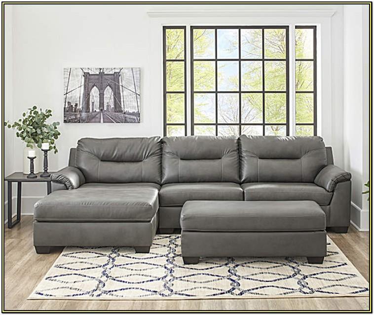 Ashley Furniture Gray Living Room Set