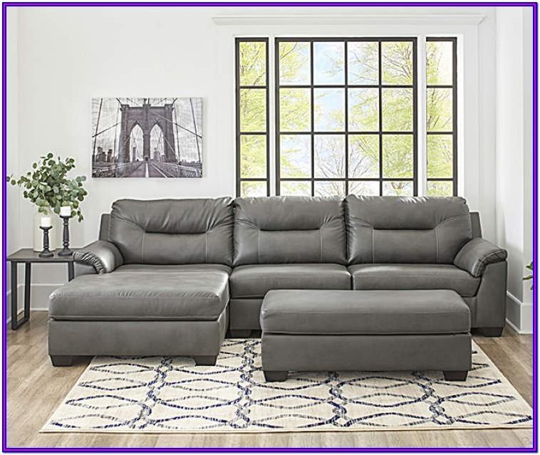 Ashley Furniture Grey Living Room Set