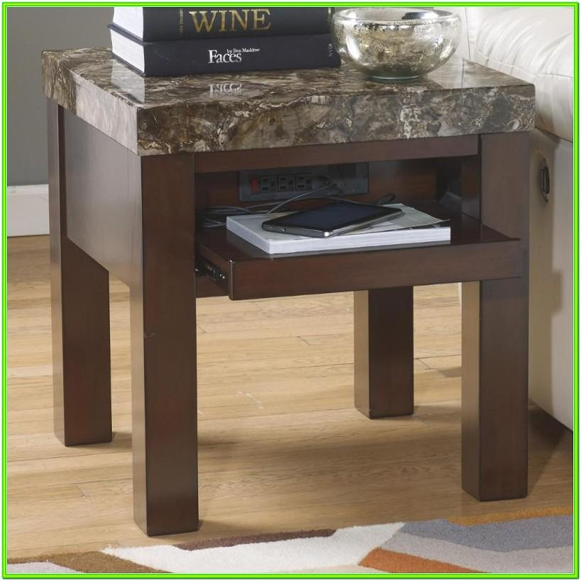 Ashley Furniture Living Room End Tables