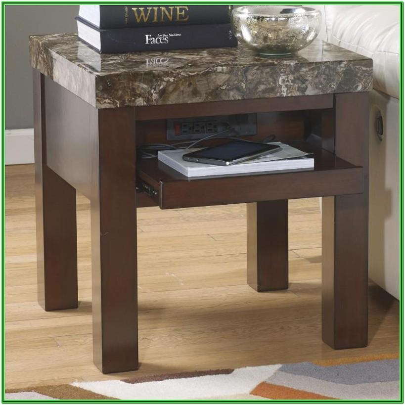 Ashley Living Room End Tables