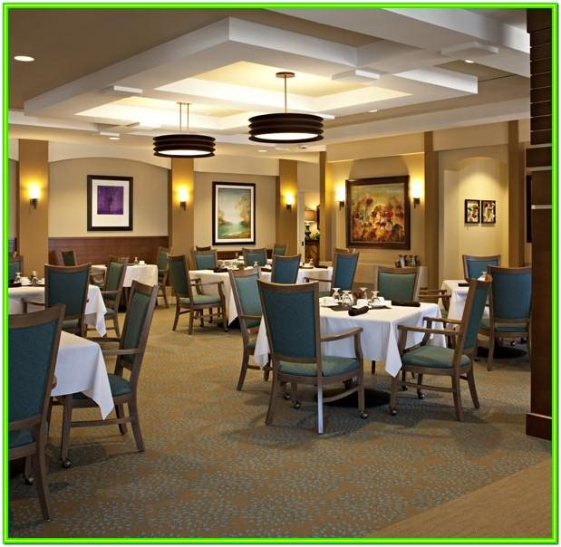 Assisted Living Dining Room Ideas
