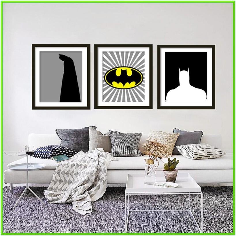 Bat In Living Room