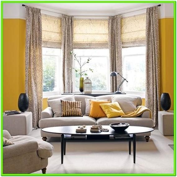 Bay Window Living Room Furniture Layout