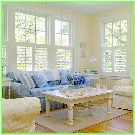 Beach House Living Room Furniture Ideas
