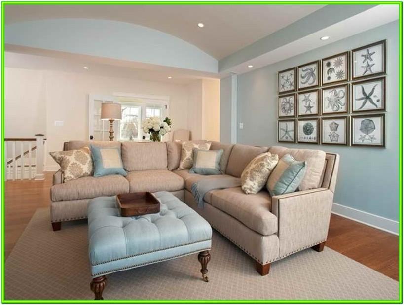 Beach House Living Room Paint Colors