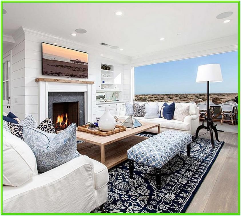 Beach Living Room Furniture Ideas