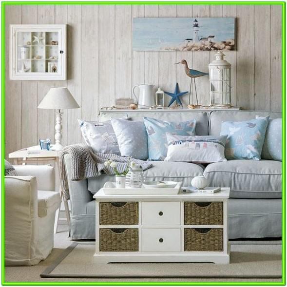 Beach Themed Living Room Curtains