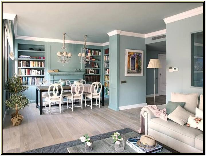 Beautiful Blue Living Room Paint Colors