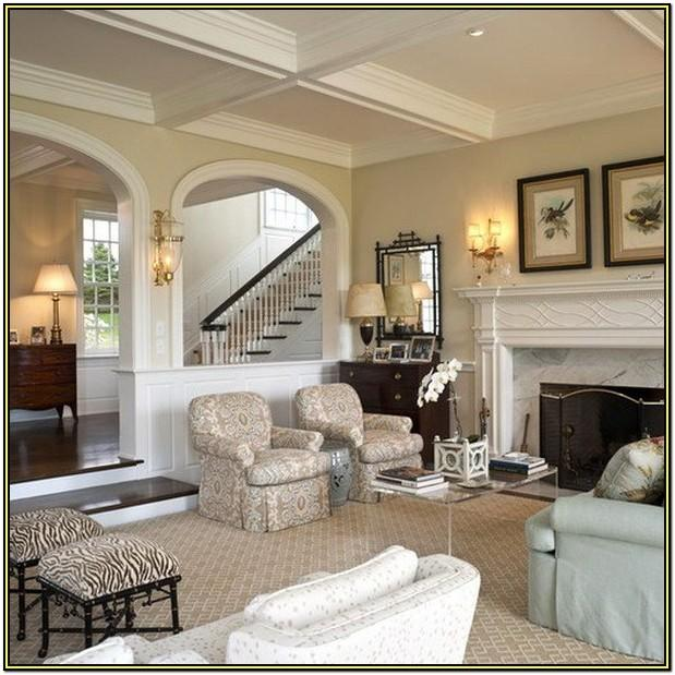 Beautiful Living Room Paint Colors
