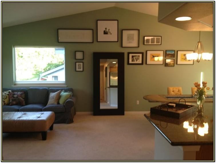 Behr Green Paint Colors For Living Room