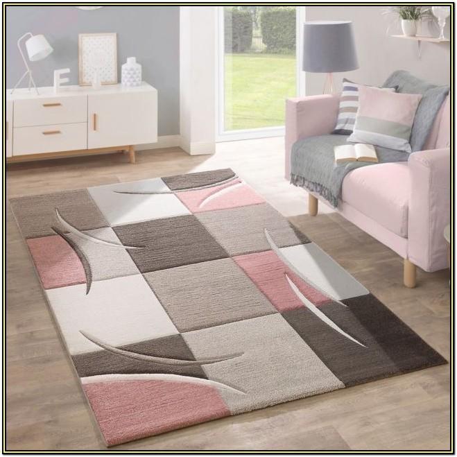 Beige Brown Carpet Living Room