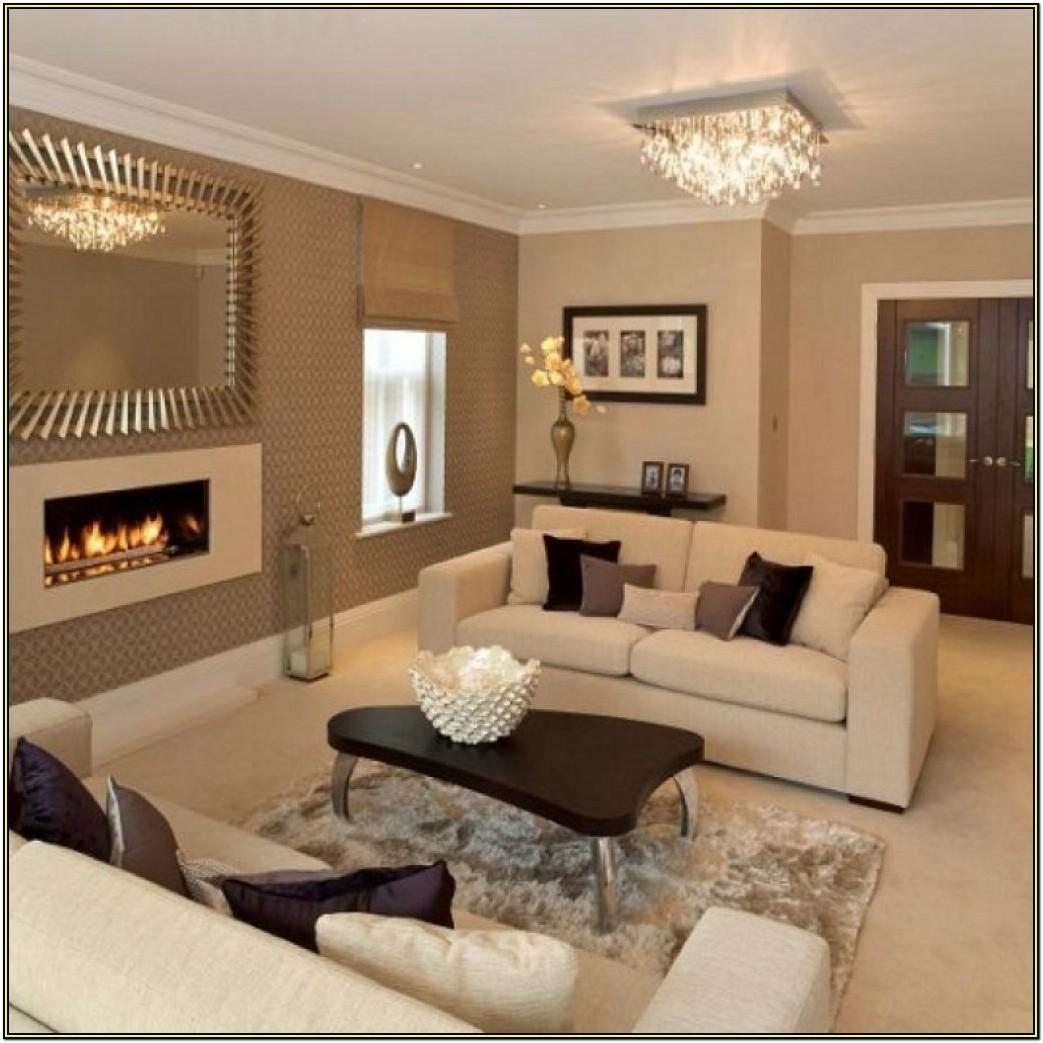 Beige Living Room Carpet Color Ideas