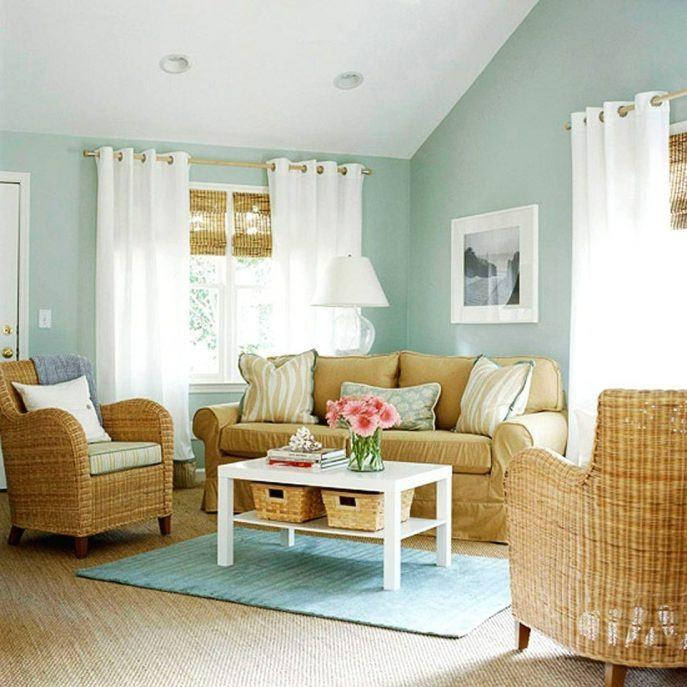 Best Calming Colors For Living Room