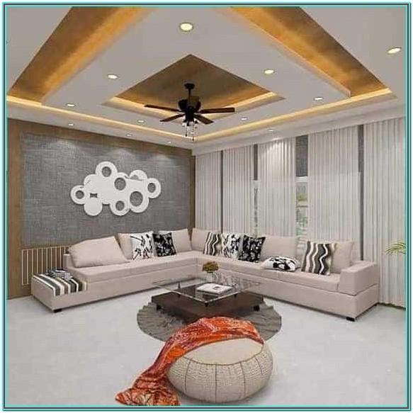 Best Ceiling Design Living Room 2019