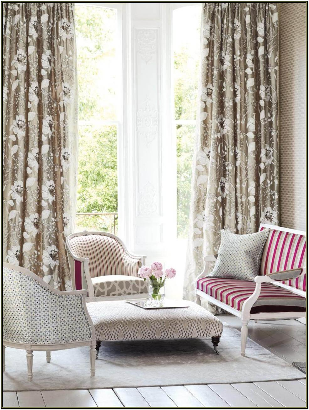 Best Curtain Designs For Living Room
