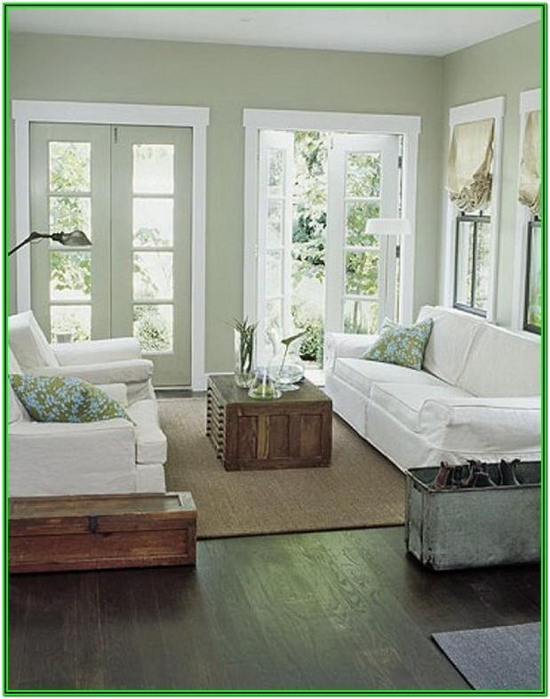 Best Green Color For Living Room Walls