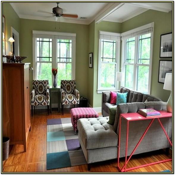 Best Green Color Paint For Living Room