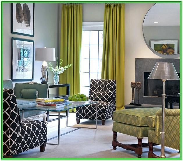 Best Green Colors For Living Room