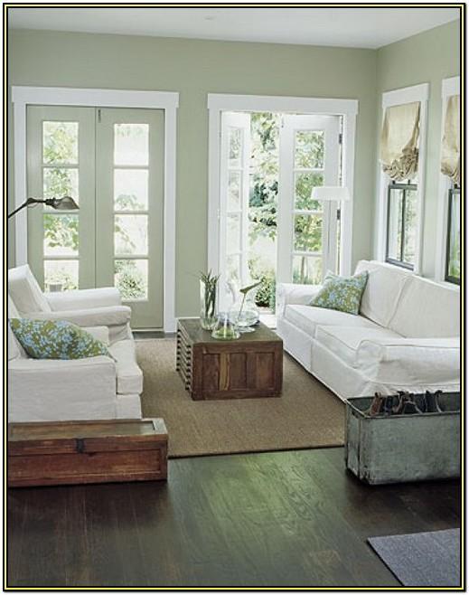 Best Light Green Paint Color For Living Room