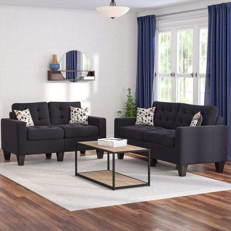 Best Sofa Set Designs For Small Living Room