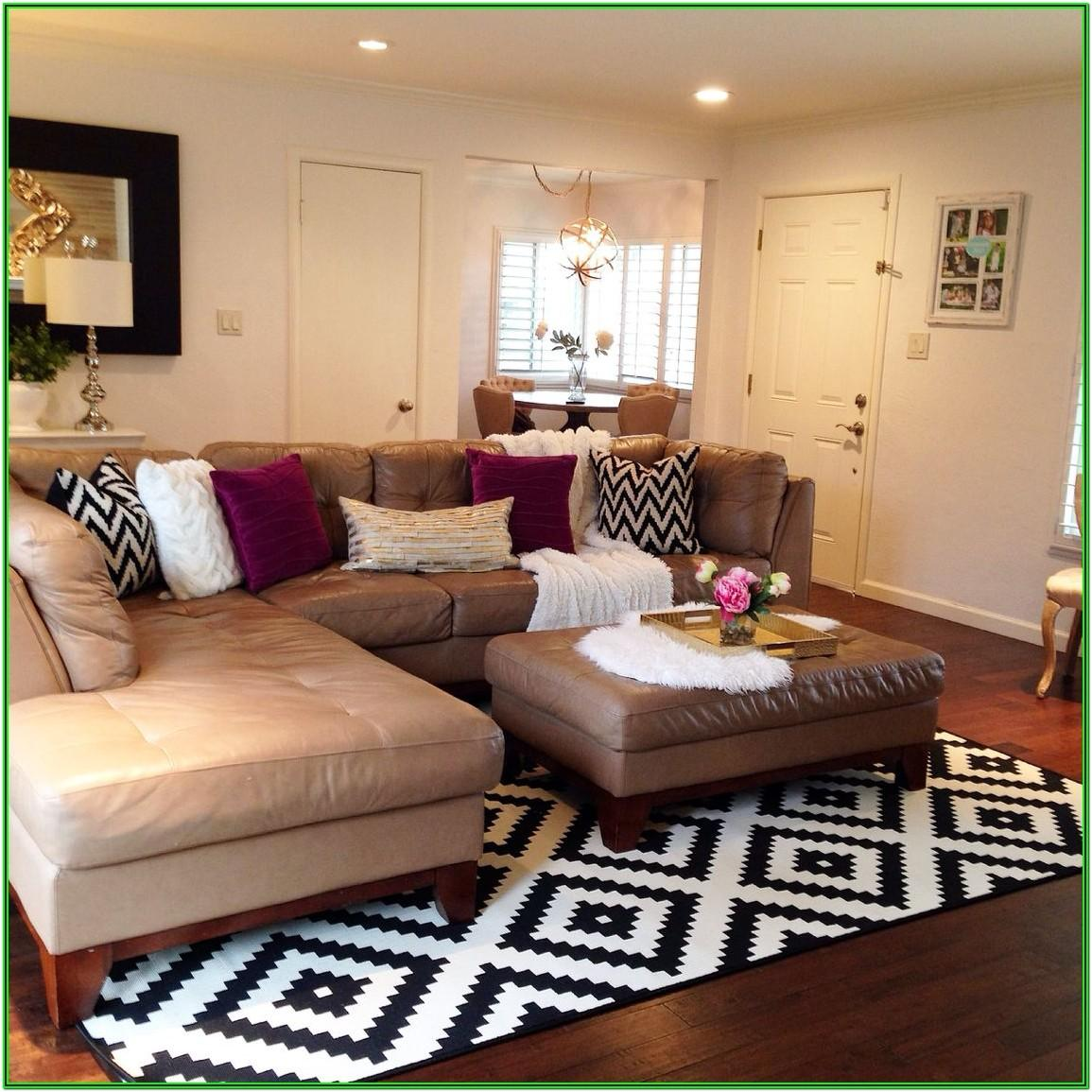 Black And White Area Rugs For Living Room