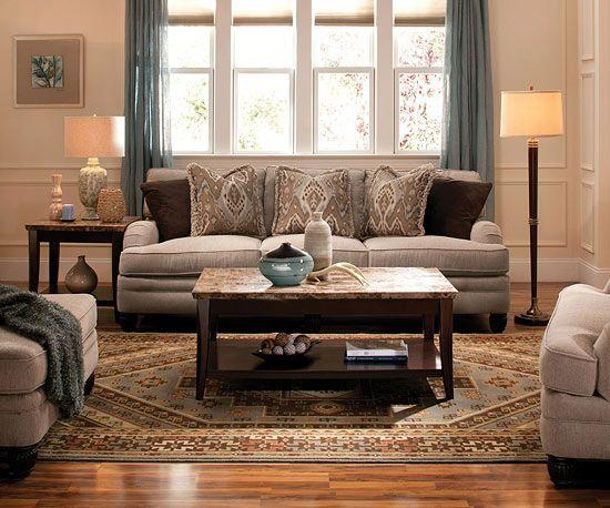 Brown Gray Living Room Colors