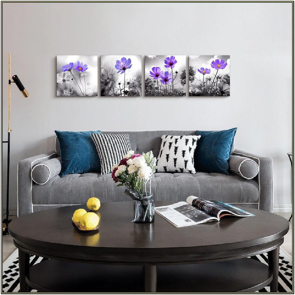 Canvas Living Room Wall Decor Amazo