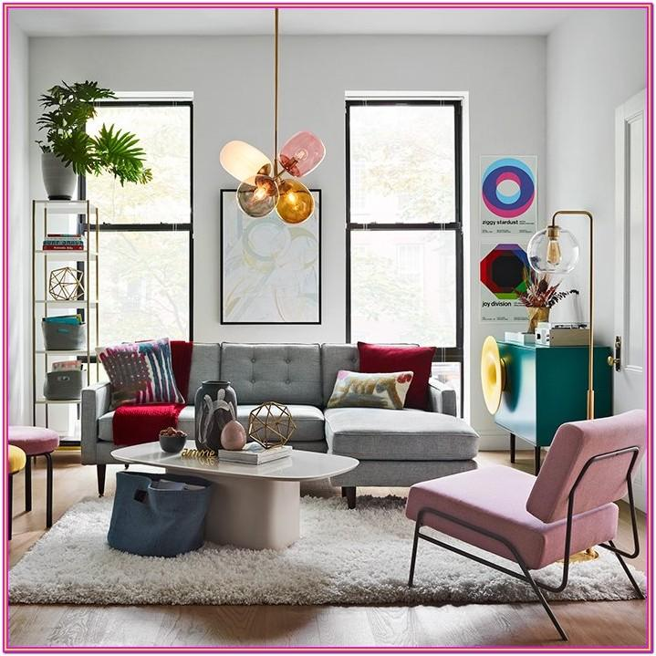 Cb2 Living Room Inspiration