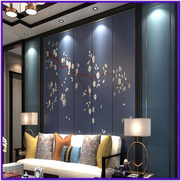 Ceiling Pvc Wall Panels Designs For Living Room
