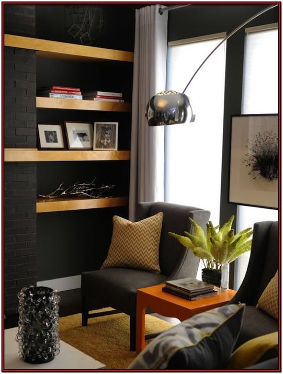 Charcoal Grey Modern Grey Paint Colors For Living Room