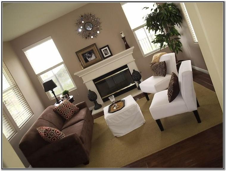 Chocolate Brown Paint Living Room