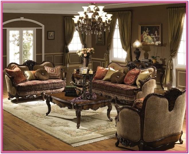 Classic Living Room Set