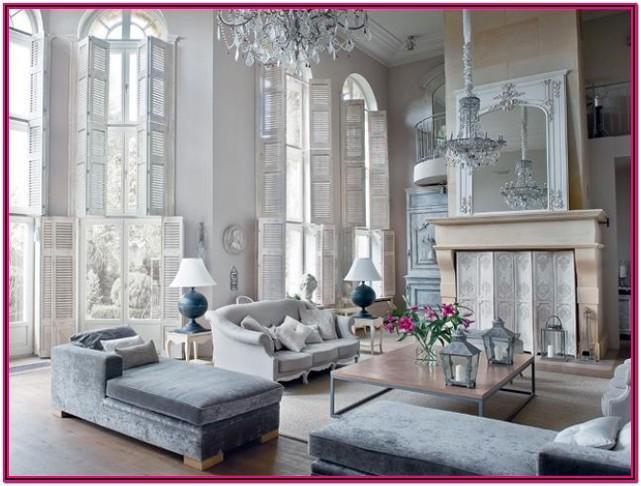 Classic Luxury Interior Design Living Room