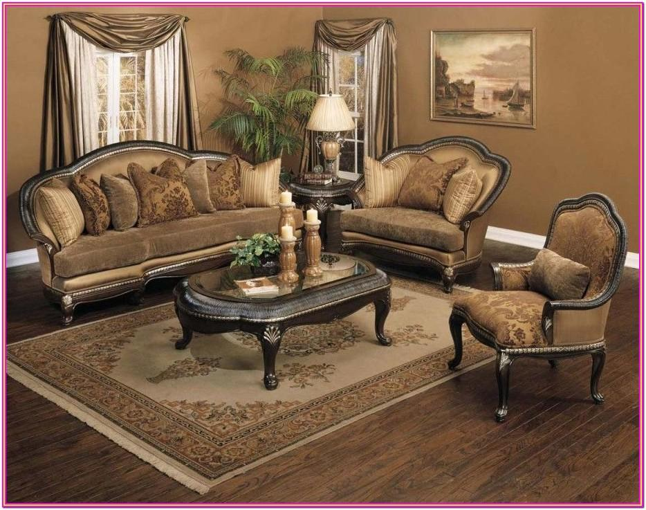 Classic Sofa Set Living Room