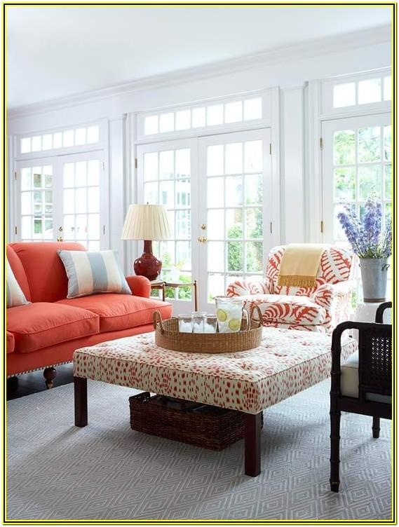 Coral Living Room Chairs