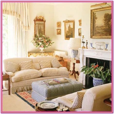 Country Looking Living Room Furniture