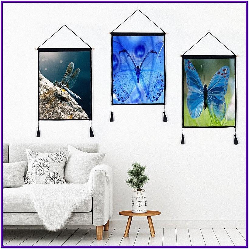 Creative Living Room Wall Decoration