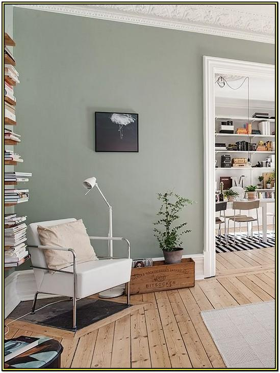 Decorating With Sage Green Walls In Living Room