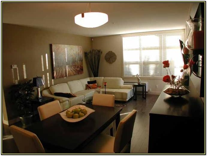 Design Living Room And Dining Room