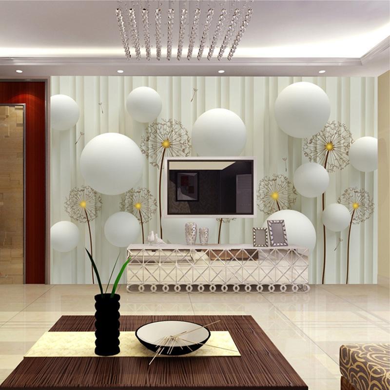 Designer Wallpaper For Living Room