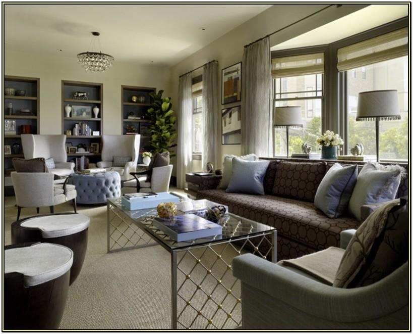 Designing Long Narrow Living Room
